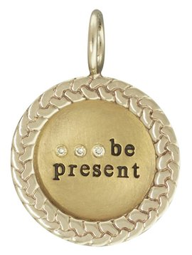 """Heather B. Moore Online """"Be Present"""" Charm"""