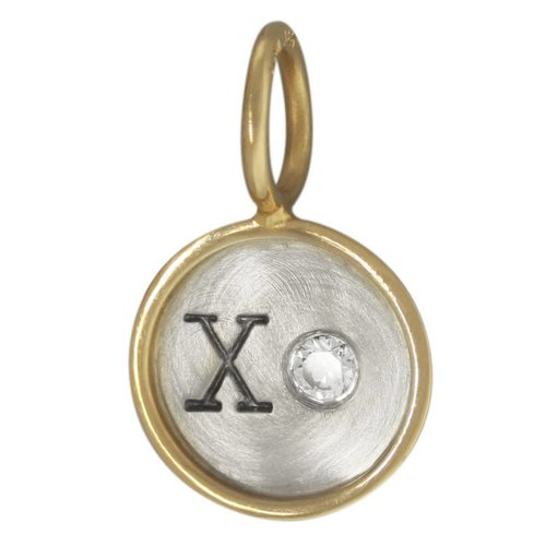 "Heather B. Moore Online ""XO"" Framed Charm"