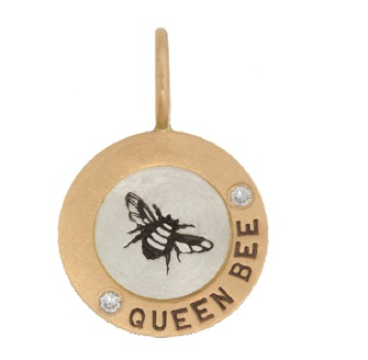 """Heather B. Moore Online """"Queen Bee"""" Charm"""