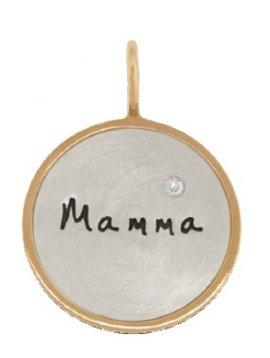 "Heather B. Moore Online ""Mamma"" Charm"