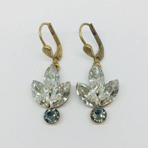 La Vie Parisienne Marquis Crystal Earring