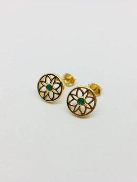 Rachael Ryen Flower Earrings