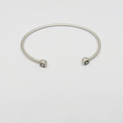 Nyla Star Silver Liza Bracelet