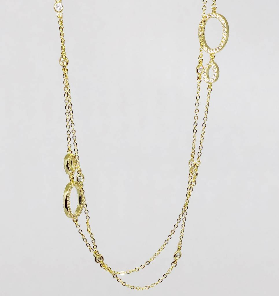 Nyla Star Fortune Necklace