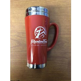 Insulated Red Mug