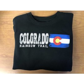 Colorado Flag Adult Crew