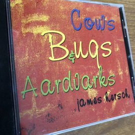 Cows, Bugs, & Advarks CD