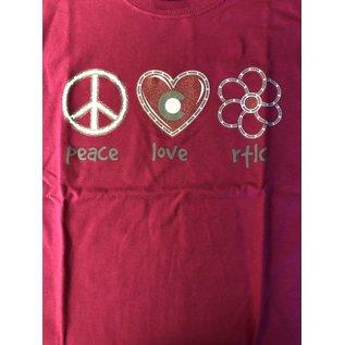 Peace Love RTLC