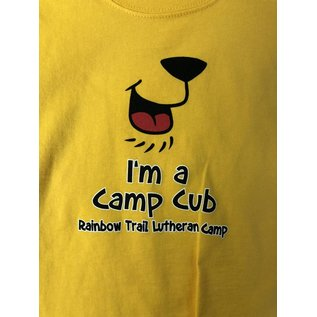 I'm a Camp Cub T-Shirt - Toddler