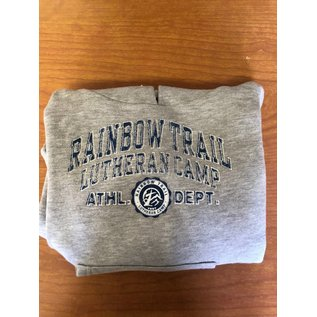 Youth Hoodie Gray Small