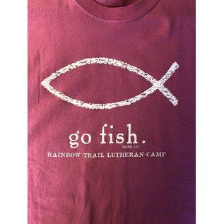 Go Fish T-Shirt Pink