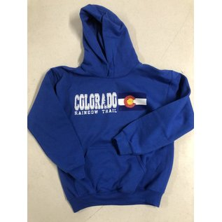 Colorado Flag Youth Hoodie