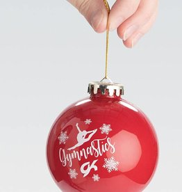 GK Elite GYMNASTICS ORNAMENT - L1157