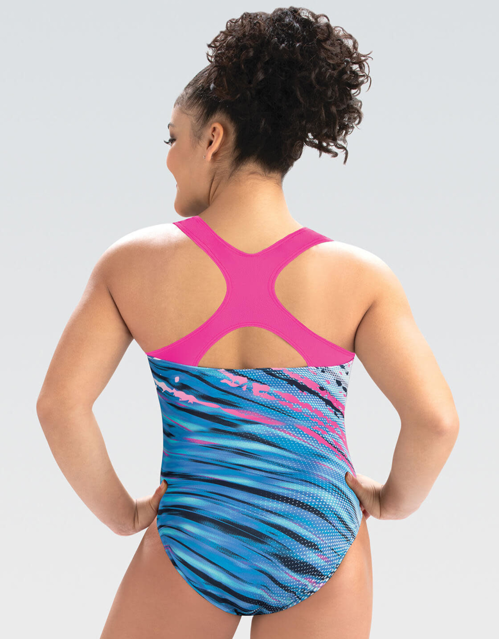 GK Elite E4105 -Collection Laurie Hernandez sublimé