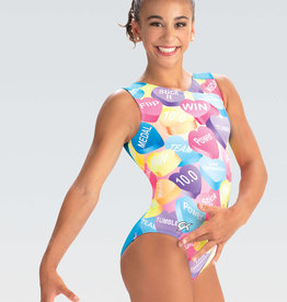 GK Elite E4114- GK LEOTARD