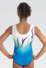 GK Elite 10506- FLOATING WAVES Leotard