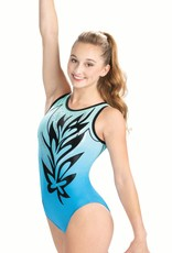 GK Elite 10514- MYSTIC SEA Leotard
