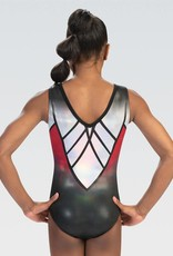 GK Elite 10521- Elegant Weave Tank Leotard