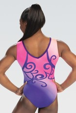 GK Elite 10525- Whimsical Evening Tank Leotard