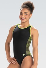 GK Elite E4136- Camo Sensation Tank Leotard