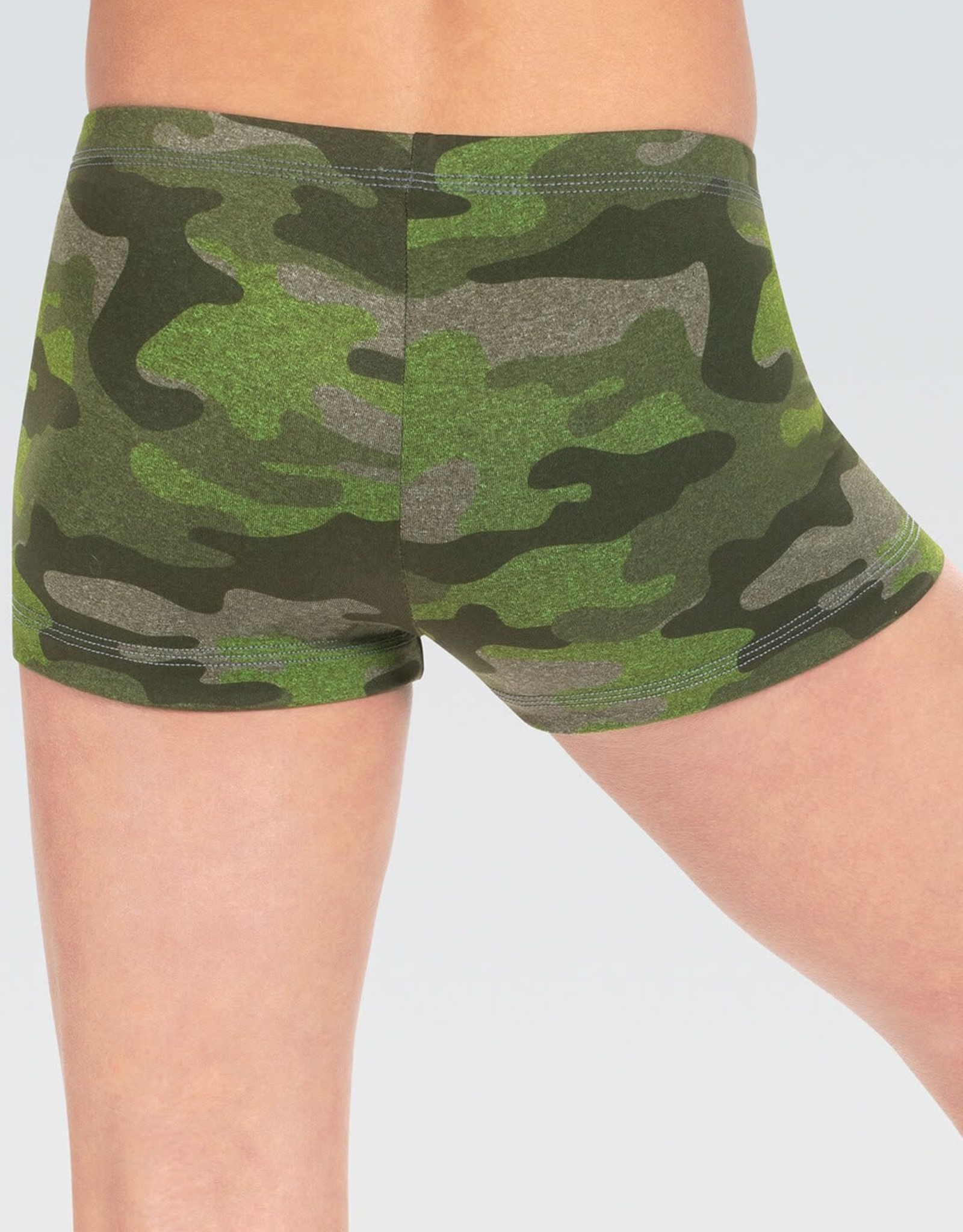 GK Elite E4137- Camo Workout Shorts