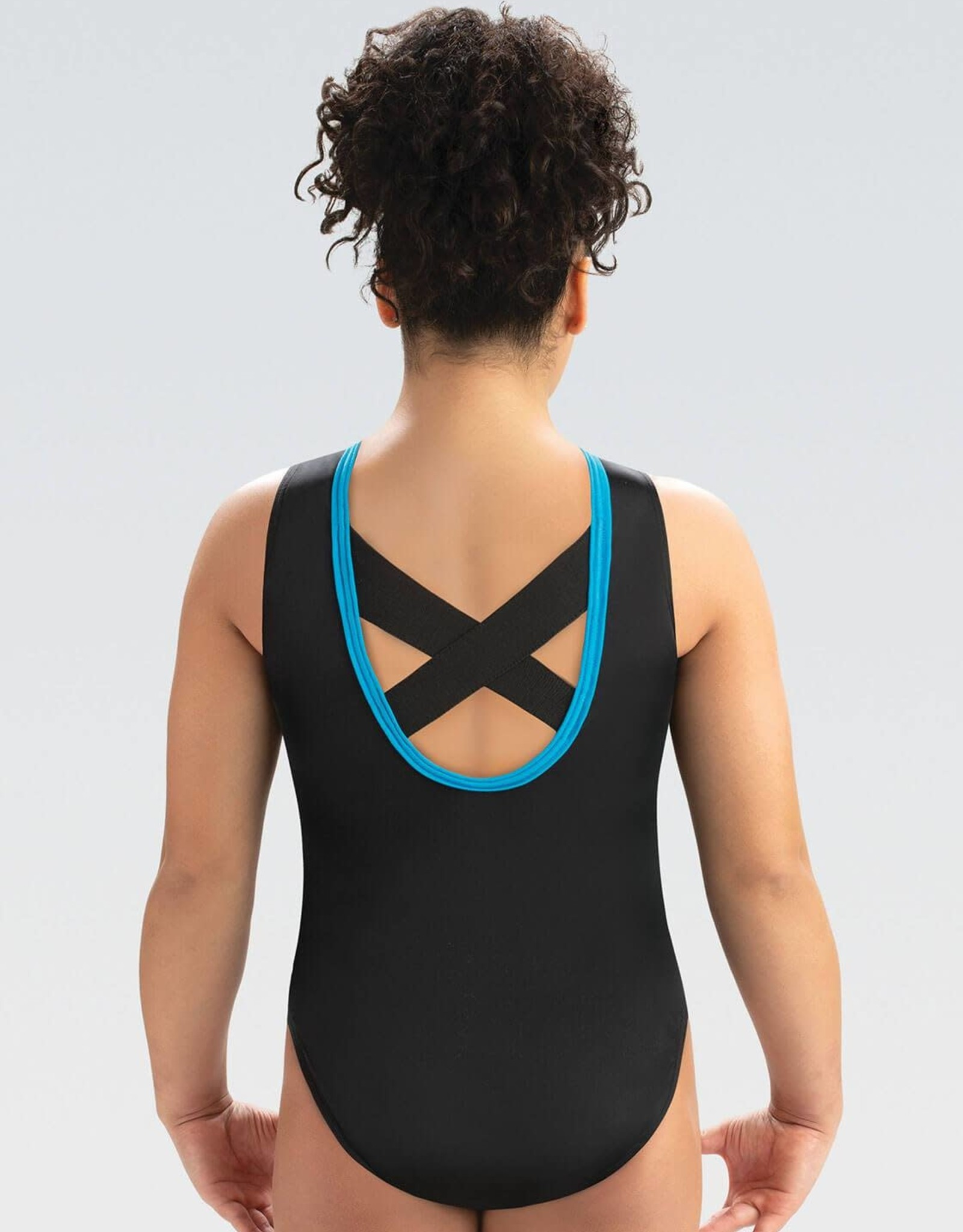 GK Elite E4221-Laurie Hernandez Collection Wild Thing Tank Leotard