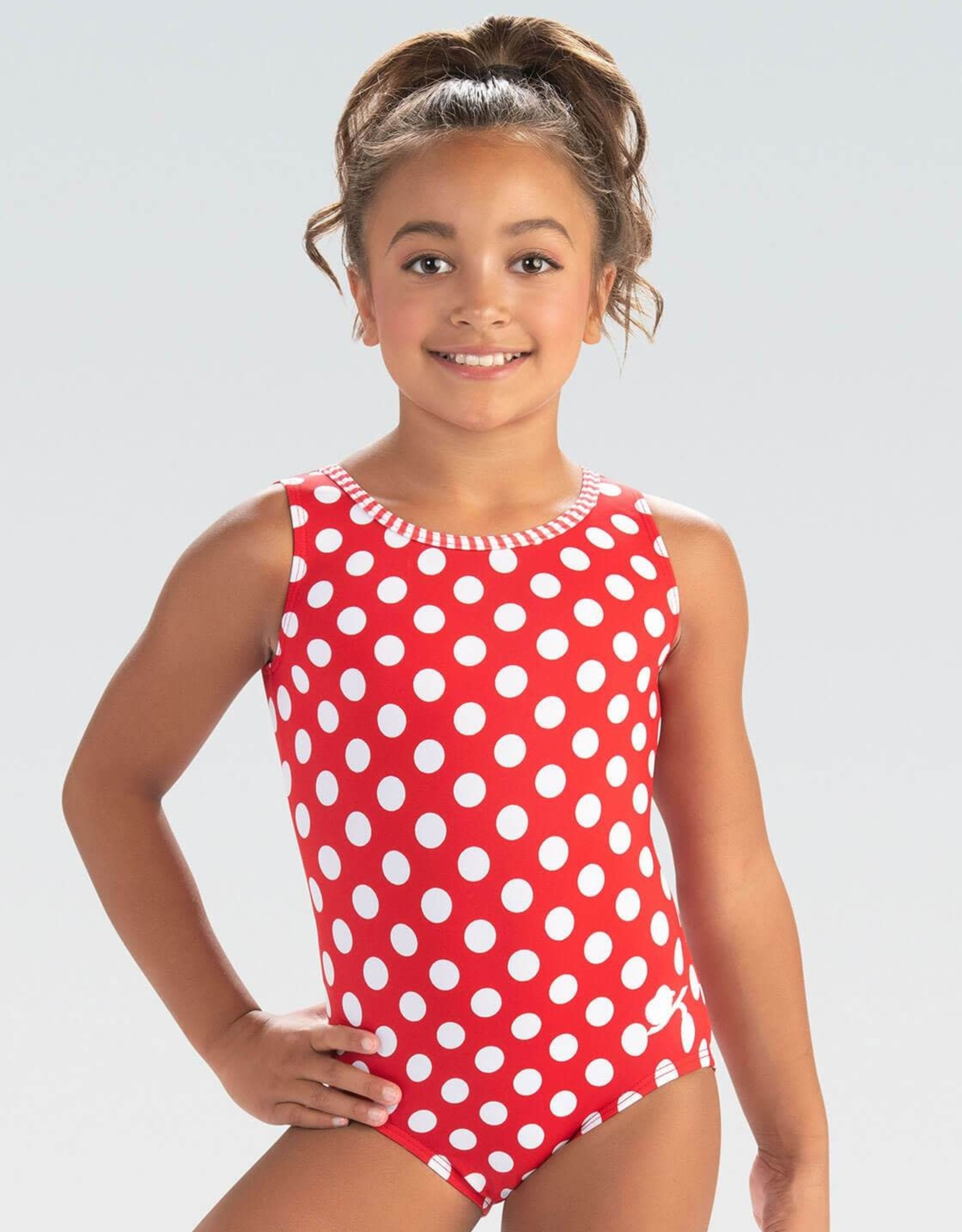 GK Elite E4238- GK KIDS LEOTARD