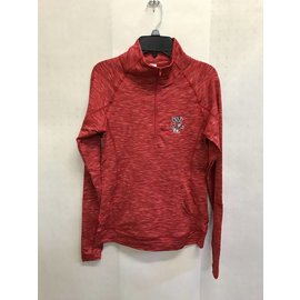 Wisconsin Badgers Women's Touchdown 1/4 Zip