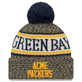 Green Bay Packers 2018 Onfield Acme Sport Knit Hat
