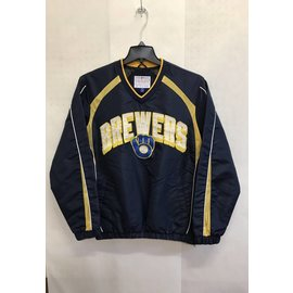 Milwaukee Brewers Men's Playmaker Windbreaker