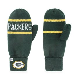Green Bay Packers Align Mittens