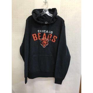 '47 Brand Chicago Bears Men's Navy Outrush Headline Hoodie