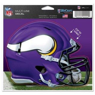 Minnesota Vikings Multi Use Decal 5x6