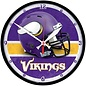 WinCraft, Inc. Minnesota Vikings Clock