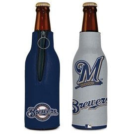 WinCraft, Inc. Milwaukee Brewers 2 Sided Bottle Cooler