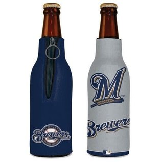 WinCraft, Inc. Milwaukee Brewers 2 Sided Bottle Cooler