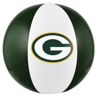 Green Bay Packers Beach Ball