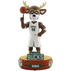 Forever Collectibles Milwaukee Bucks Mascot Bobblehead
