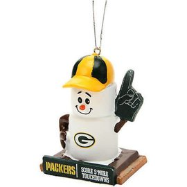 Green Bay Packers Smores Ornament