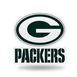 Rico Industries, Inc. Green Bay Packers Team Spirit Magnet