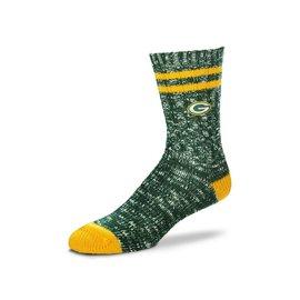 Green Bay Packers Women's Alpine Peak Socks Medium