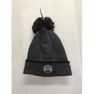 '47 Brand Milwaukee Bucks Charcoal Baraka Cuff Knit Hat