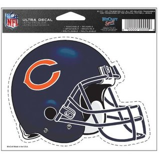 WinCraft, Inc. Chicago Bears Multi-use Colored Decal 5x6