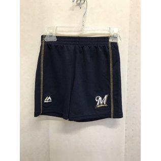 Milwaukee Brewers Youth Shorts