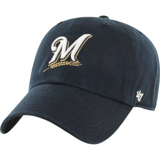 Milwaukee Brewers Clean Up Adjustable Hat