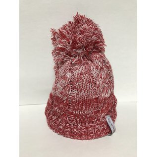 Wisconsin Badgers Women's Sparkler Knit Hat