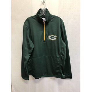G III Green Bay Packers Men's 1/4 Zip