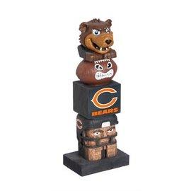 Chicago Bears Team Garden Statue
