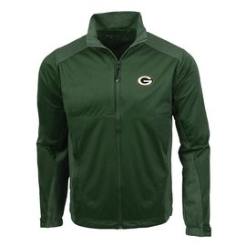 Antigua Green Bay Packers Men's Revolve Full Zip Jacket
