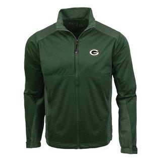 Antigua Green Bay Packers Men's Revolve Full Zip Jacket